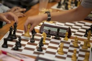 sterke interne competitie schaken