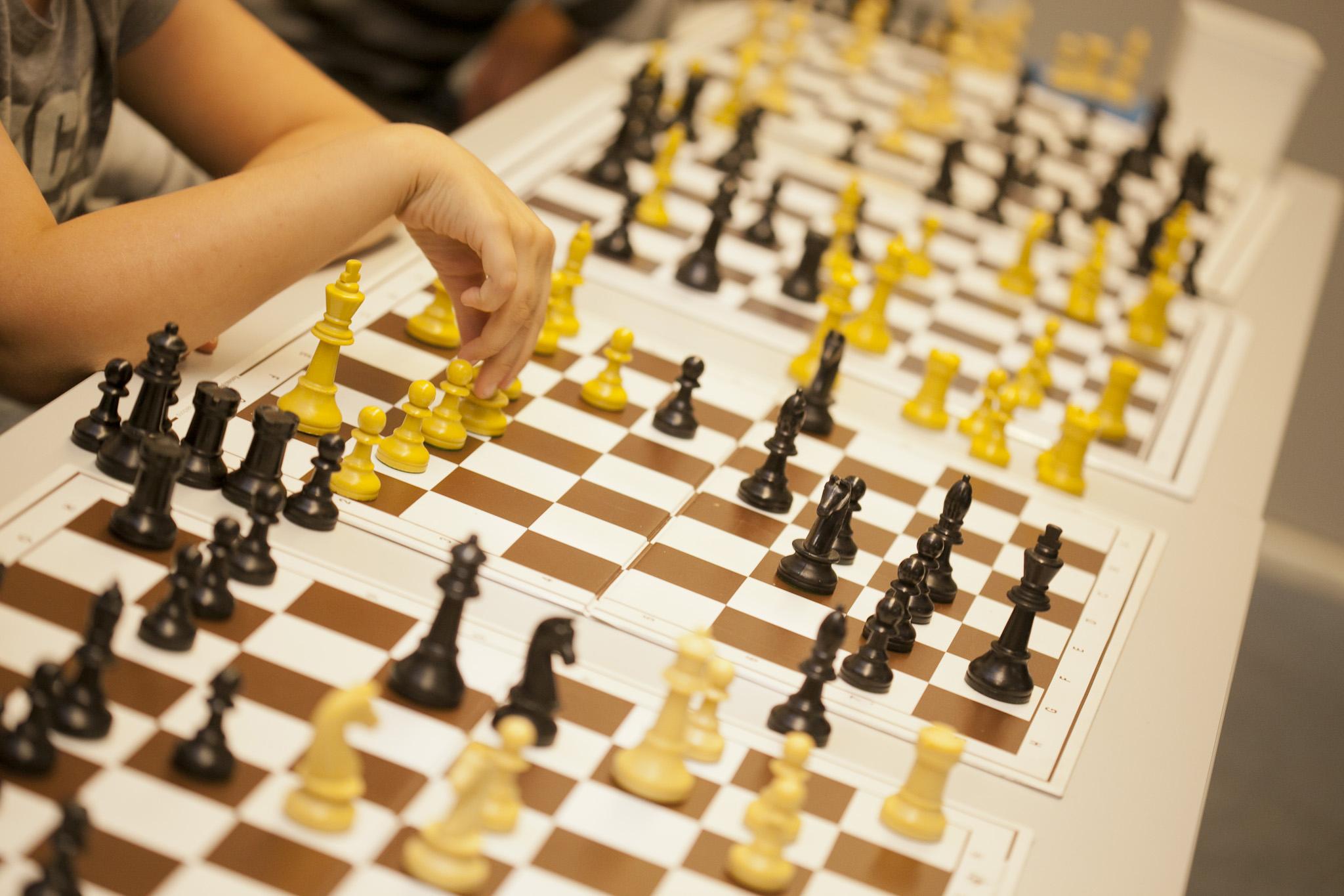 schaken utrecht