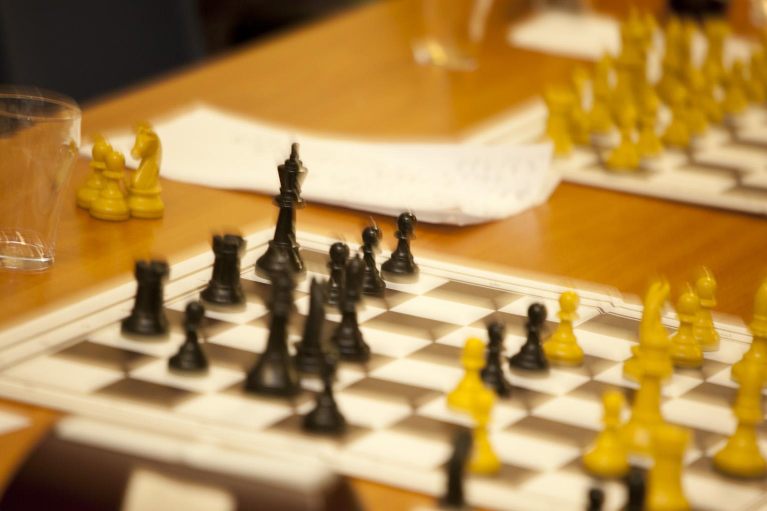 Clubschaken Utrecht
