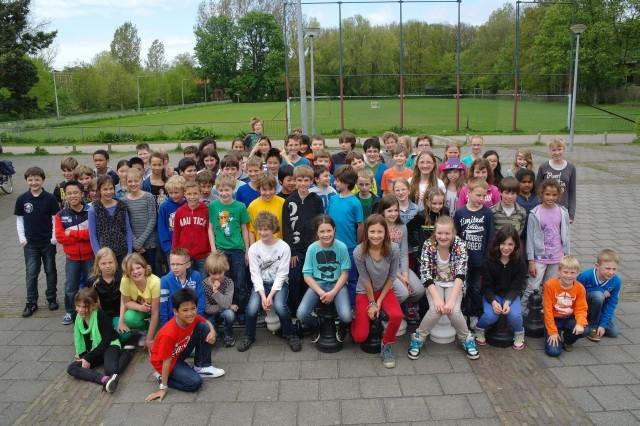 Groepsfoto Rijswijk 2013