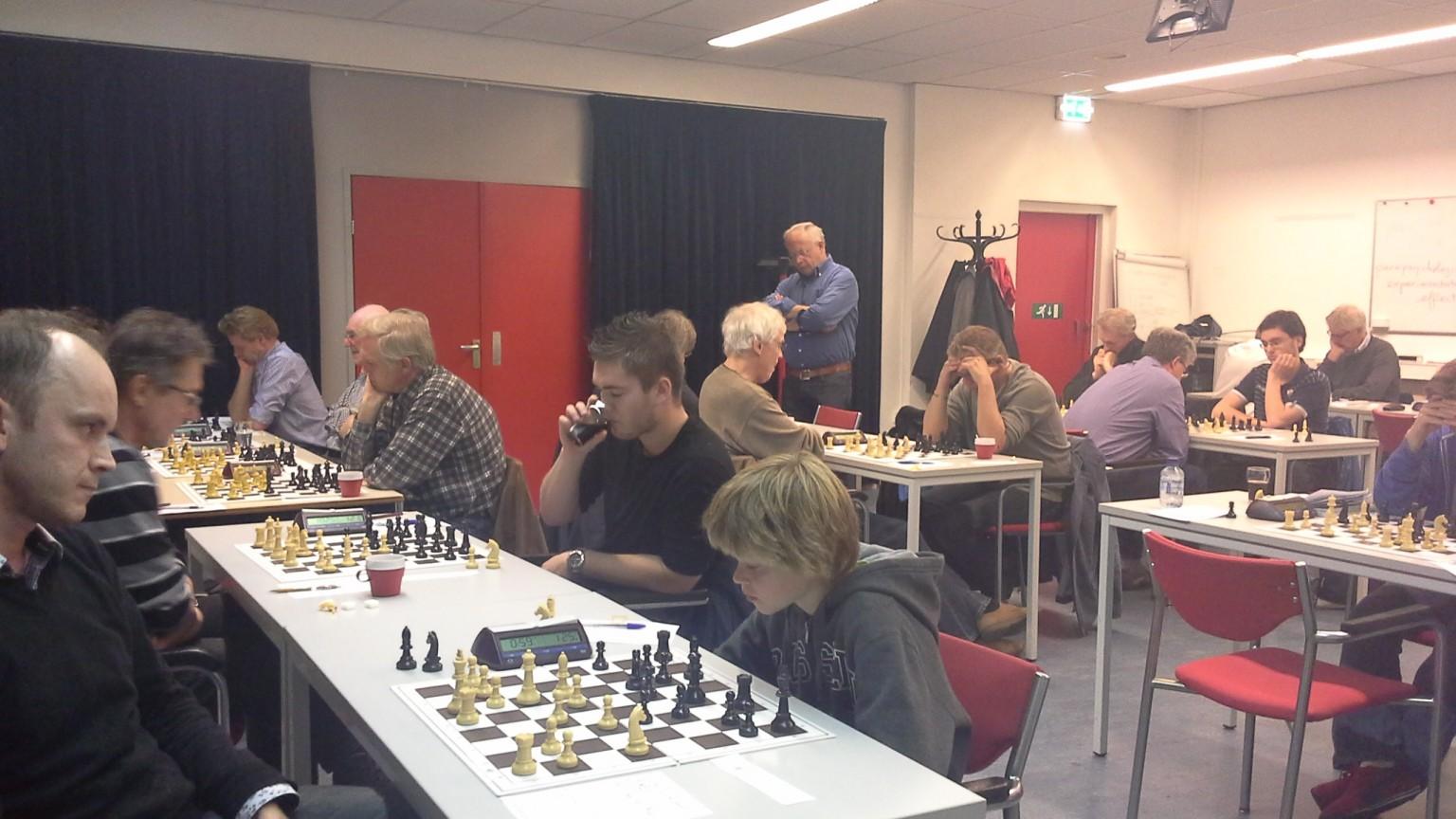 2e ronde Vierkampen 2013; foto gemaakt door Rijn de Jonge.