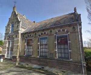 oud schoolgebouw Oudewater