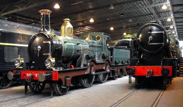 Spoorwegmuseum-Utrecht