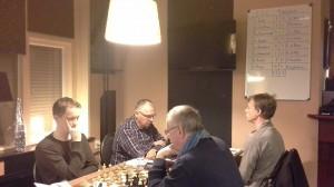 PieterJan en Ewoud gaan voor de laatste punten